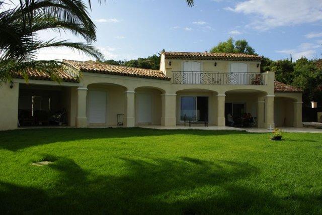 Villa Beauvallon Construction Chretienneau