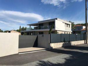 Construction villa contemporaine - SAINT-RAPHAEL